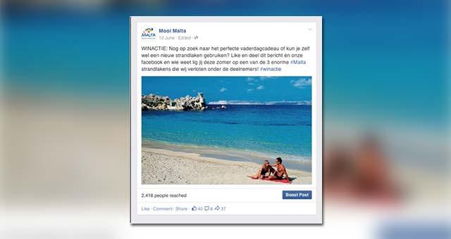 Malta-Facebook