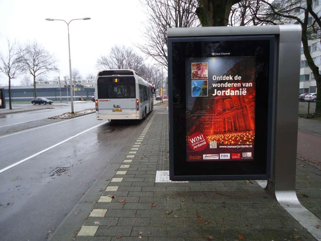 Verkeersbureau-Jordanie-outdoor-poster