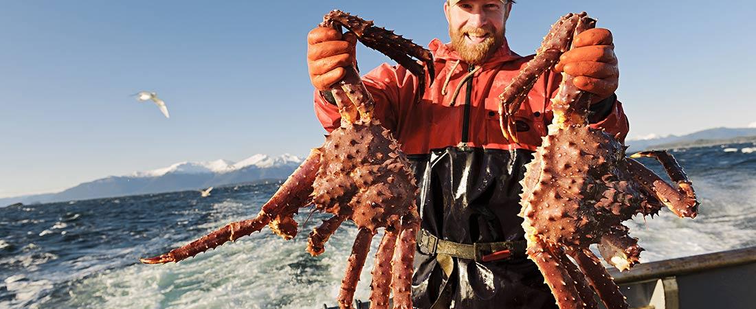 Alaska-Seafood