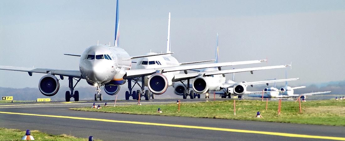 Dusselforf-Airport