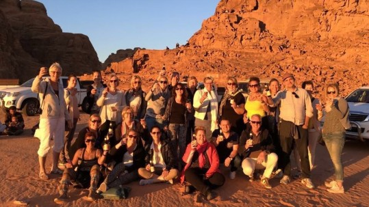 1 Dutch Award winning Provincial Travel Agents to Jordan