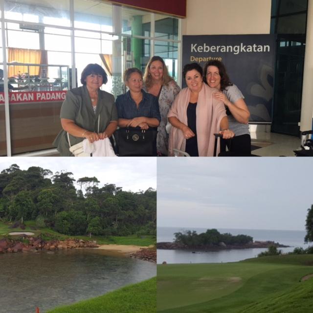 Specialist fam.trip in Indoensia for golf operators